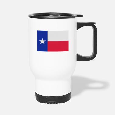 Texas Texas - Travel Mug
