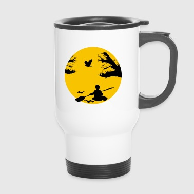 Canoe sports - Travel Mug