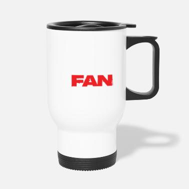 Fan Fan - Thermobecher