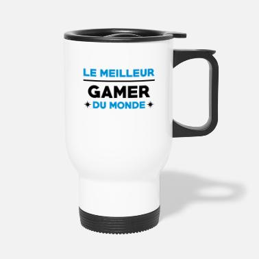 Anonymous Le meilleur Gamer du monde / Gaming - Mug isotherme