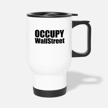 Occupy Occupy Wall Street - Thermobecher