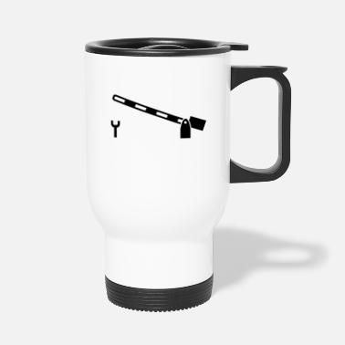 Gate Gate - Travel Mug