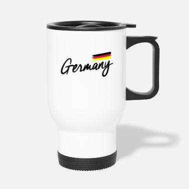 Federal Republic Of Germany Germany - Germany - Federal Republic of Germany - Travel Mug