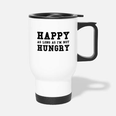 Hungry Hungry - Travel Mug