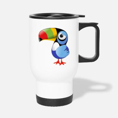 Collection For Kids Toucan - Kubek termiczny