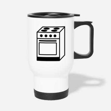 Stove stove - Travel Mug