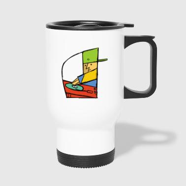 Deejay (V2) - Travel Mug