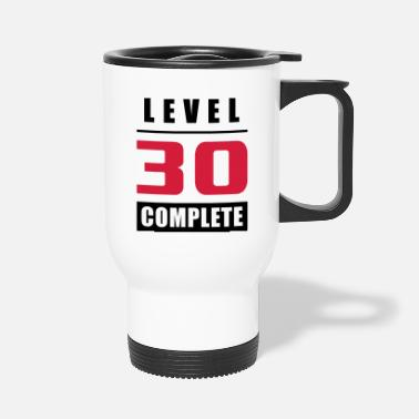 30 Ans Niveau 30 - Complete - Mug thermos