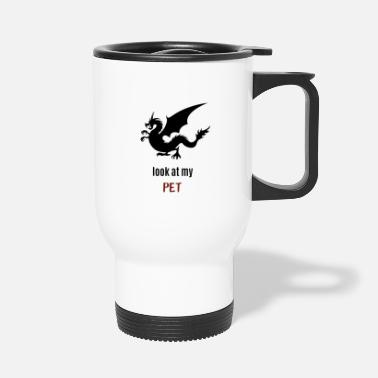 Animal De Compagnie Mon animal de compagnie - dragon - Mug isotherme