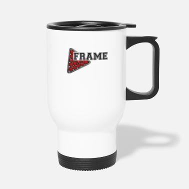 Snooker frame - Travel Mug
