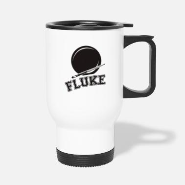 Snooker Fluke - Travel Mug