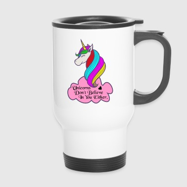 The Unicorns and Mythology - Travel Mug