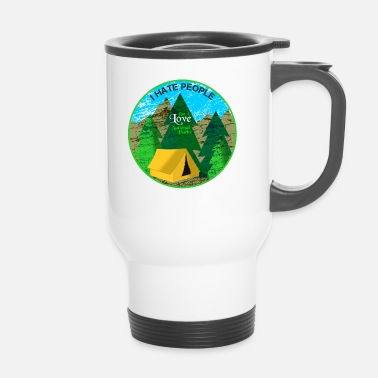 National Parcs nationaux - Mug thermos