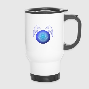 Spiritual Warrior Design for spirituality lovers - Travel Mug