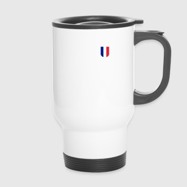 Maillot de football France numéro 10 - Mug thermos