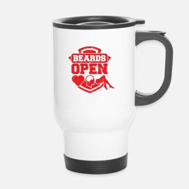Open Beards Open - Termokopp