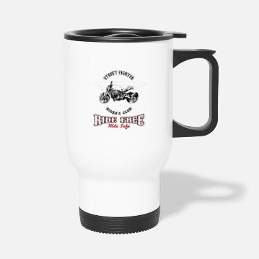 Streetfighter streetfighter Ride Free - Tazza termica