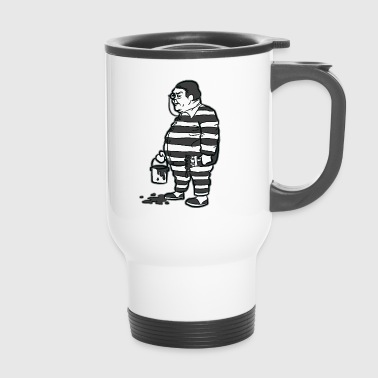 Prisoner Prisoner - Travel Mug