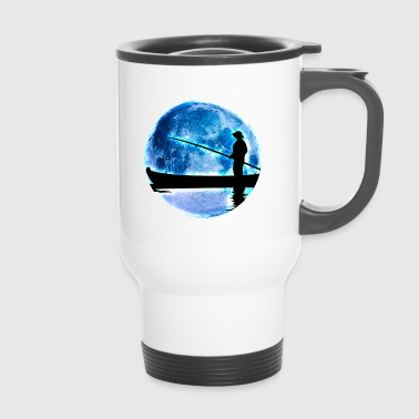 full moon - Travel Mug