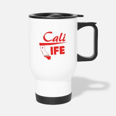 California California - California - Travel Mug