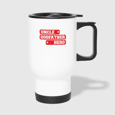 Oncle mon oncle - Mug thermos