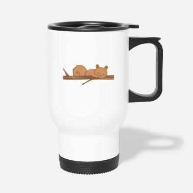Squirrel Squirrel - squirrel fan - squirrel - Travel Mug