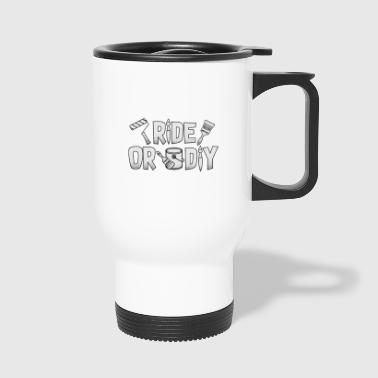 To paint - Travel Mug