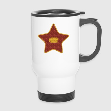 Cult Film Cameraman / film - Travel Mug