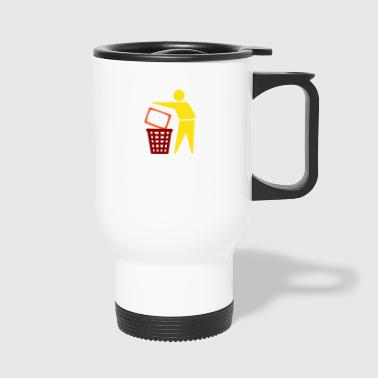 Kill Your Television TV Television Gift - Travel Mug