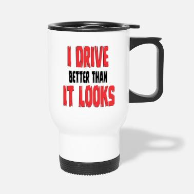Drivers License Drivers license newbies novice drivers - Travel Mug