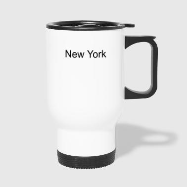 New York - Mug thermos