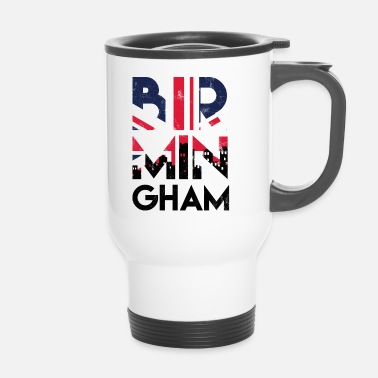 J'aime Birmingham - City Break - Cadeau - Mug thermos