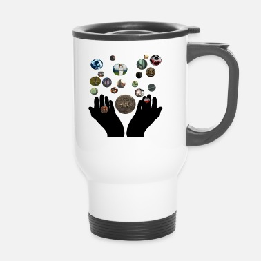Dungeon & Dragons Creator - Travel Mug