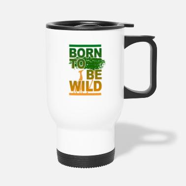 Safari Safari Safari Safari - Travel Mug