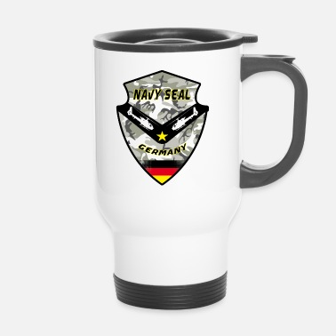 Navy Seals Navy Seal Germany / Military Army Gift - Termokrus