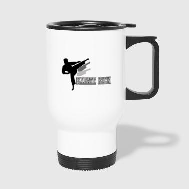 kick - Travel Mug