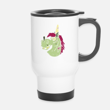 zombiecorn2 - Travel Mug