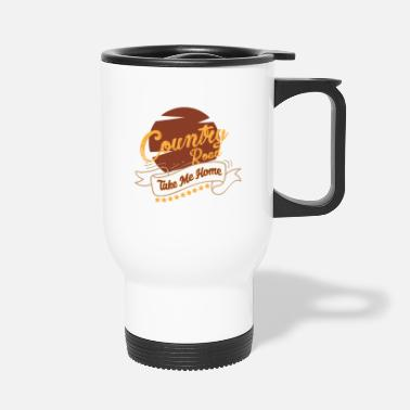 Country Regalo country country music country country music - Tazza termica