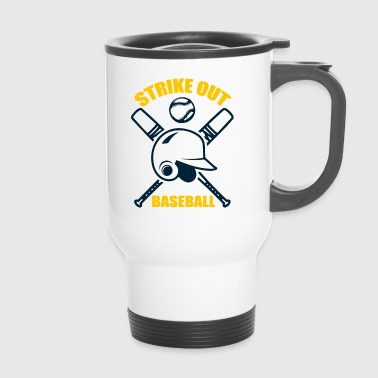 Baseball - Strike Out - Mug thermos