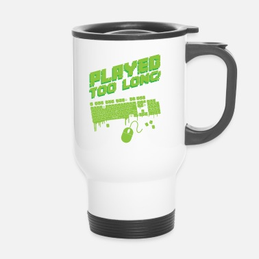 Play Played - Travel Mug