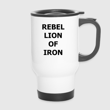 Fer REBELLION DE FER - Mug thermos