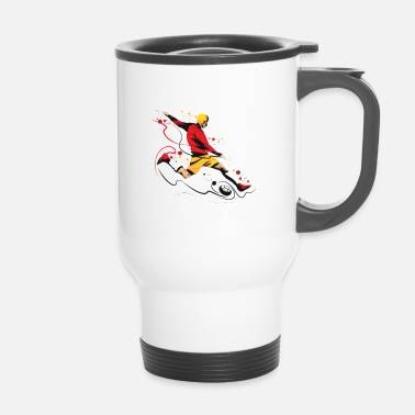 Kick Kicker! - Mug thermos