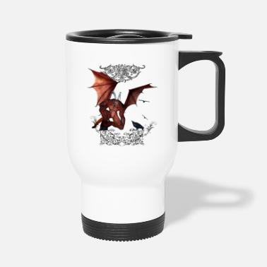 Fantastique Fantastique créature fantastique - Mug isotherme