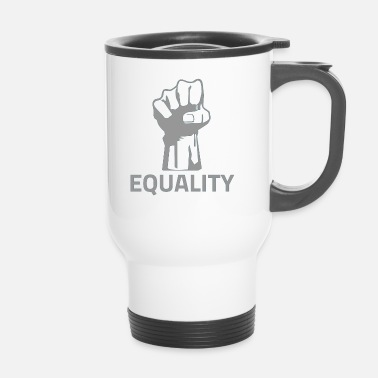 Equality Equality - Travel Mug