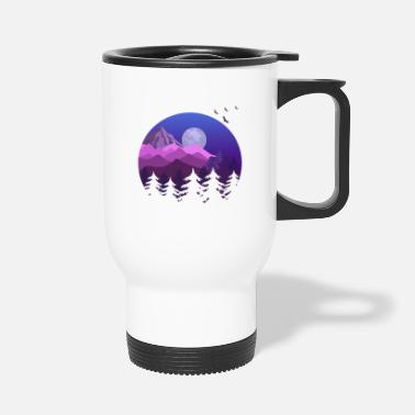Wilderness wilderness - Travel Mug