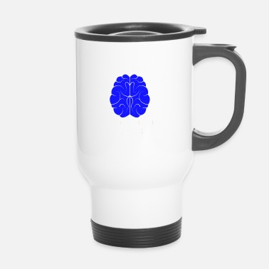 Opa Brain Brain Funny Nerd Tabs Browser Developer - Thermo mok