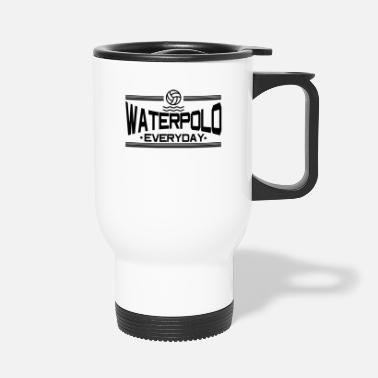 Water Sports Water polo Water polo water sports gift - Travel Mug