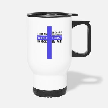 God God - Travel Mug
