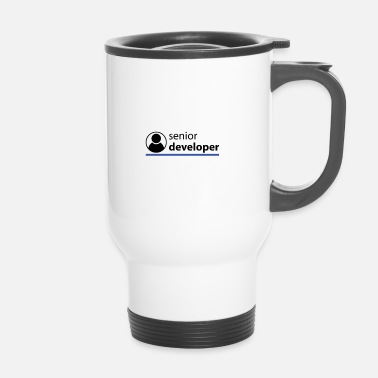 Sénior Senior Developer - Mug thermos
