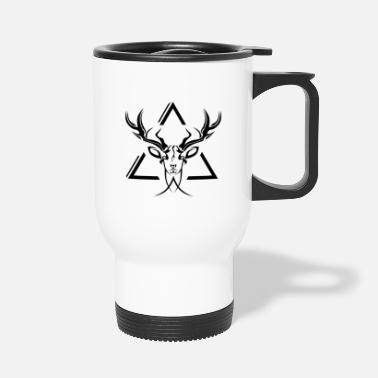 Antler antler - Travel Mug